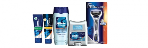 Gillette Mens Sampler P&G Launches the FREE Brand Sampler for Men!