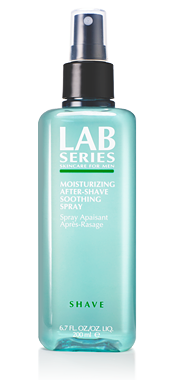 lab series aftershave spray Lab Series Moisturizing After Shave Soothing Spray