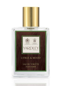 yardleylondon citrus wood eau de toilette Yardley London Citrus and Wood Eau de Toilette