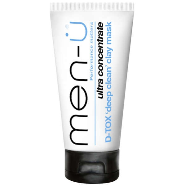 men u dtox clay mask 01 men u D TOX Deep Clean Clay Mask