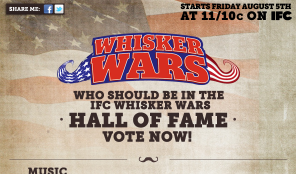 Picture 1 Vote for the Whisker Wars Hall of Fame
