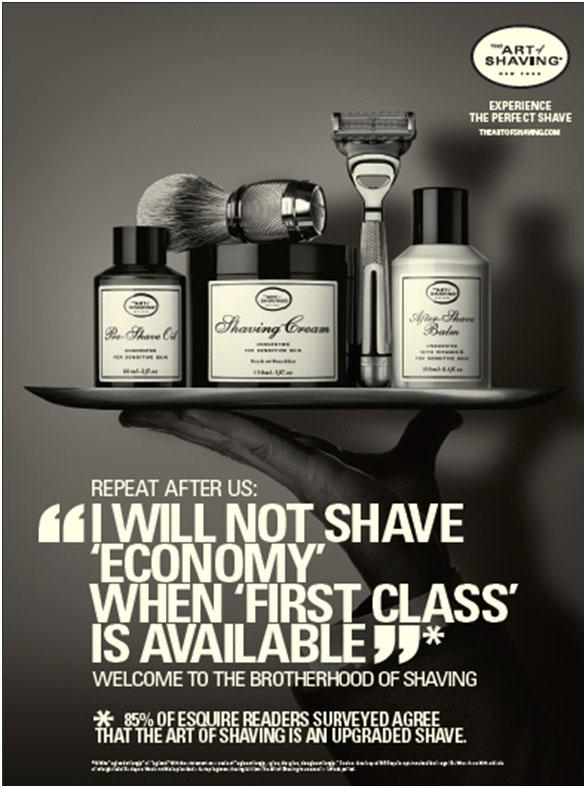 ShaveEconomy The Art of Shaving 'Friends & Family' Sale