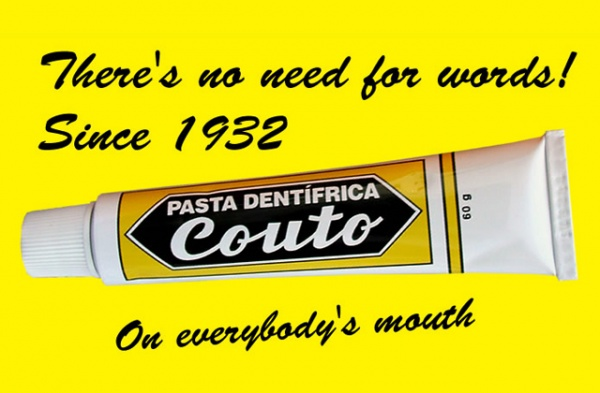 Couto Toothpaste1 Cuoto Toothpaste