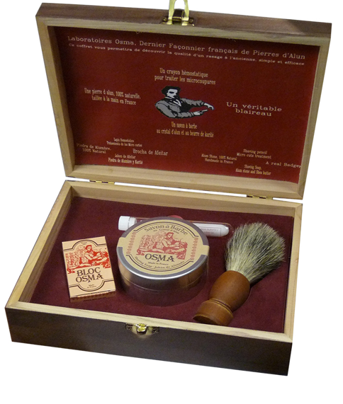 Picture 4 Laboratories Osma Shaving Set