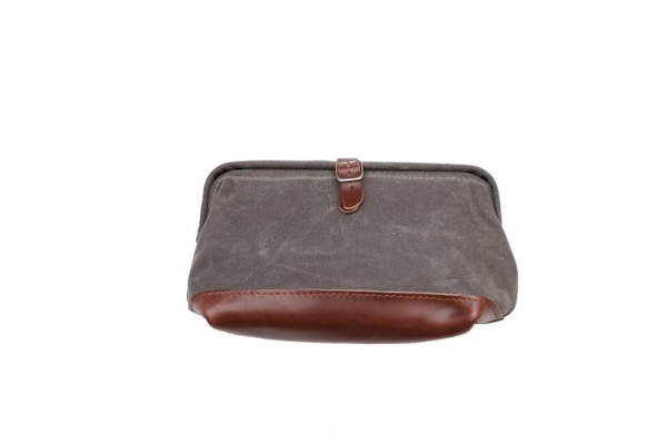 3ca5c1cb732f43a19637221001555a5f Billykirk Waxed Cotton Dopp Kit