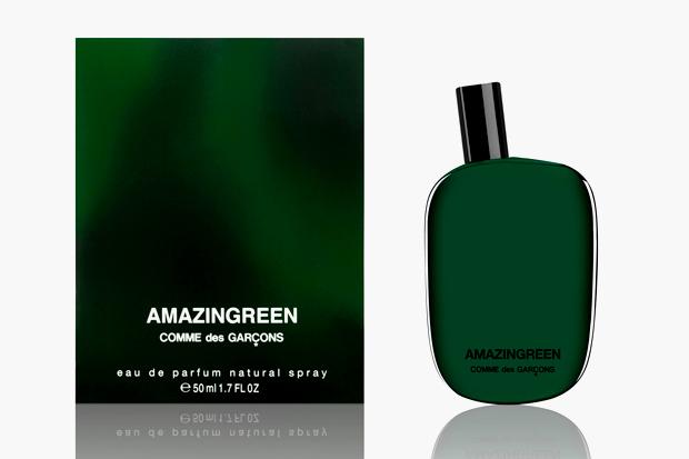 comme des garcons amazinggreen fragrance 1 Comme des Garcons AMAZINGREEN Fragrance