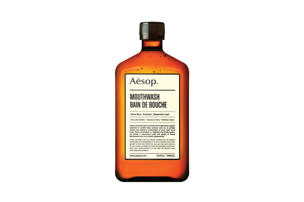 aesop mouthwash 1 Aesop Releases New Mouthwash