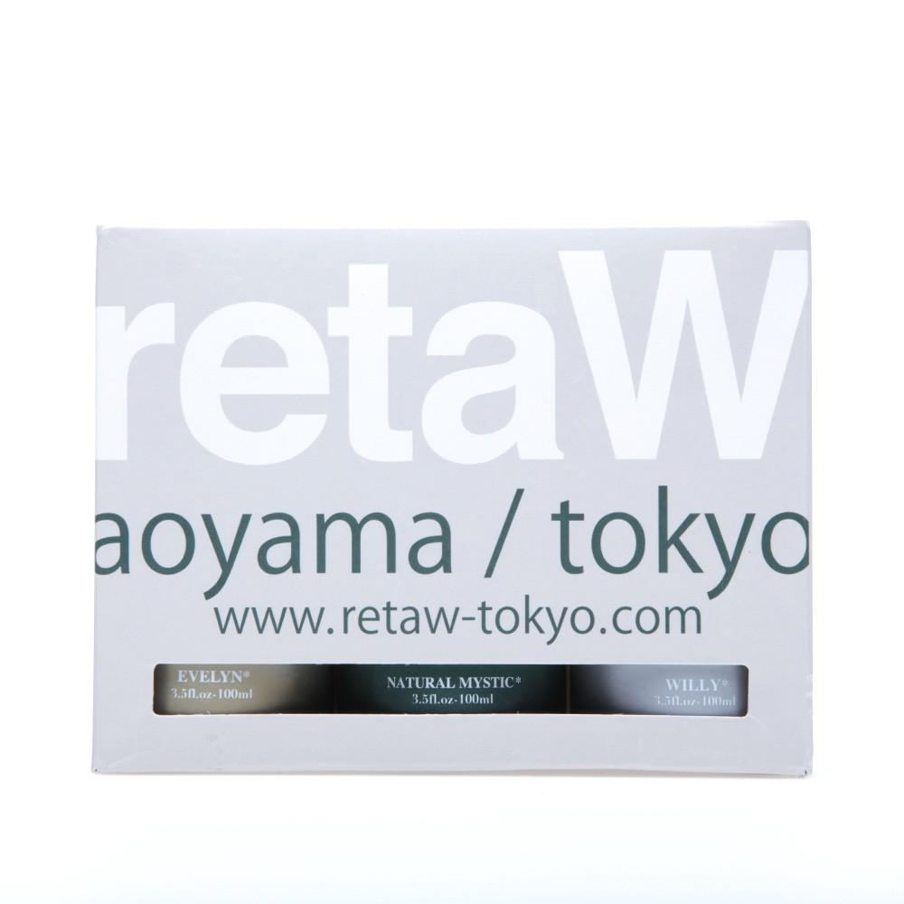 24 05 2013 retaw shampoox3  retaW Body Shampoo Set
