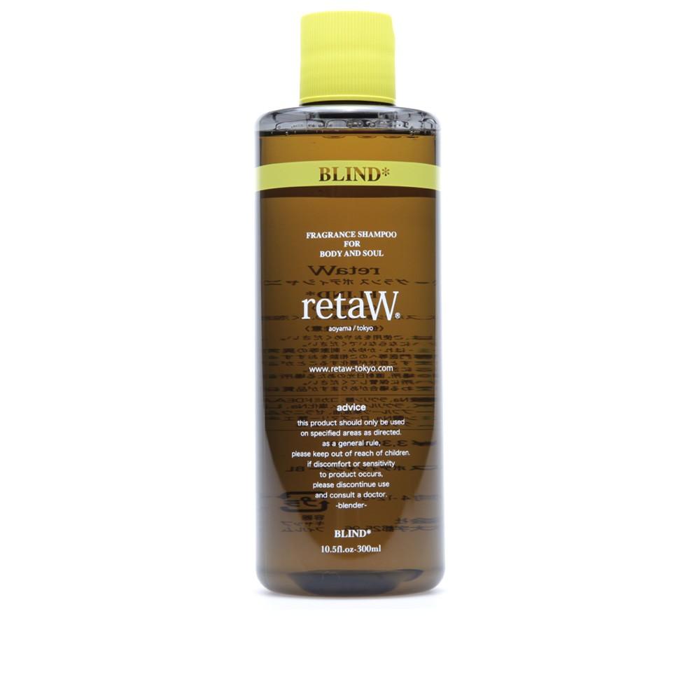 24 05 2013 retaw shampoo blind  retaW Body Fragrance Shampoo