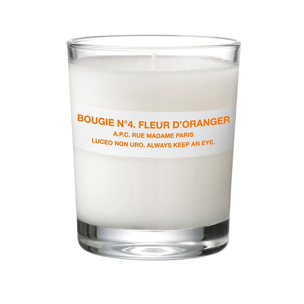 A.P.C. Orange Blossom Candle