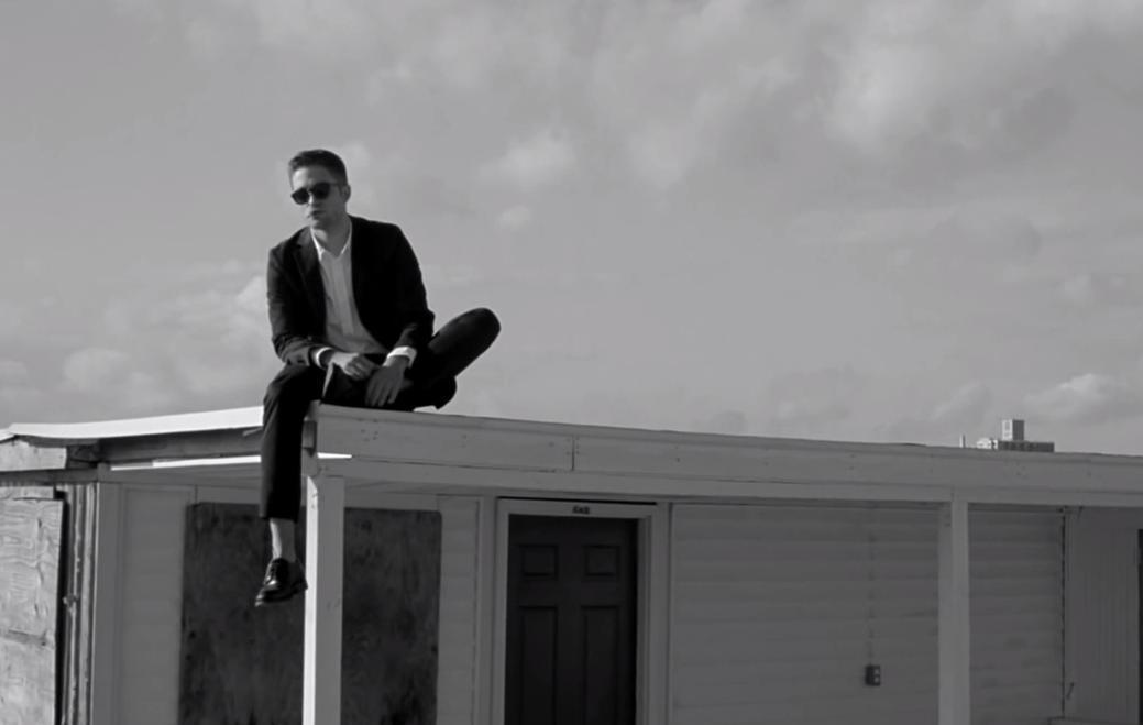 Dior Homme Robert Pattinson Uncensored Fragrance Campaign Video