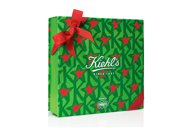 eric haze x kiehls 2013 holiday collection 01 Kiehls by Eric Haze for Holiday 2013