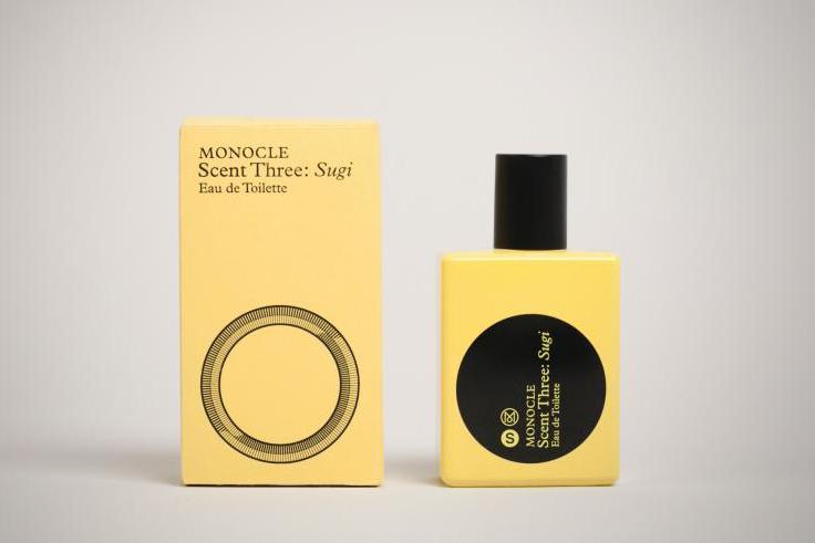 monocle x comme des garcons scent three sugi 1 Monocle x Comme des Garcons Scent Three: Sugi
