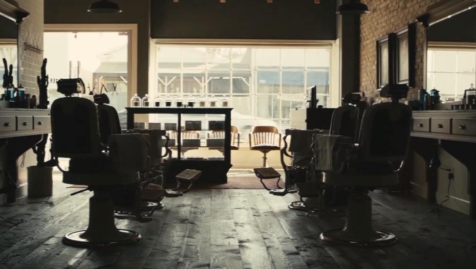 Baxter Finley Barbershop Video