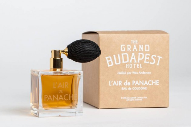 budapest nose 2014 01 630x420 Nose create LAir de Panache: A Cologne for The Grand Budapest Hotel