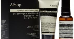 Aesop Moroccan Neroli Shaving Duet