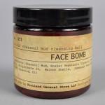 Face Bomb 150x150 Face Bomb Rhassoul Clay Exfoliating Scrub