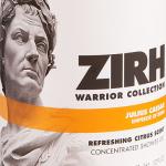 Zirh Warrior Collection Body WAsh 2 150x150 Zirh Warrior Shower Gel Julius Caesar