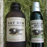 Bay Rum Shaving Set 150x150 Flying Bird Botanicals Bay Rum Shaving Set