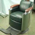 Vintage Art Deco Barbershop Chair 150x150 Vintage Art Deco Kokens Barbershop Chair on Ebay
