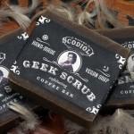 Geek Scrub Soap 1 150x150 Scodoli Geek Scrub Coffee Exfoliating Bar