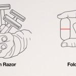 folding razor2 150x150 Folding Razor Concept