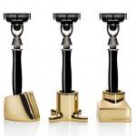 gold 150x150 Viktor Toothbrush Holders