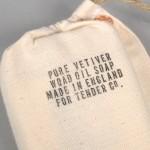 TenderCoVetiverSoap L6 150x150 Tender 'Pure Vetiver & Wood Oil Soap'